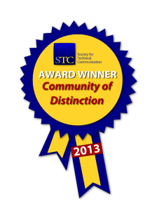 STC Rochester Named Community of Distinction