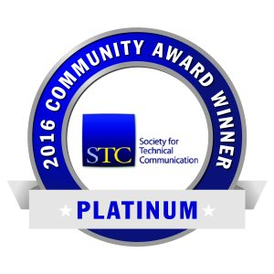STC Recognizes the Rochester Chapter as a Platinum Community