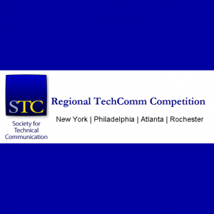 How Good is Your Work? Find Out by Entering the Regional TechComm Competition Today!