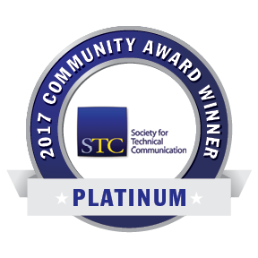 Platinum Community Award Winner