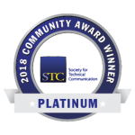 2018 Platinum Community Award