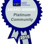 2015 Platinum Community Award