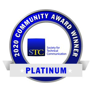 STC Platinum Community Achievement Award