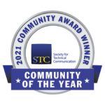 2021 STC Community of the Year Award